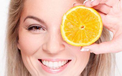 La vitamina C en la piel