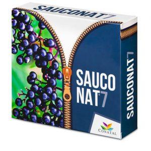 Sauconat 7 ampollas