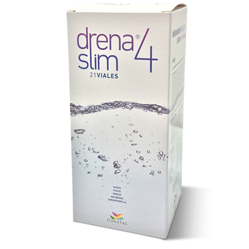 drenaslim 4 de conatal para la retención de líquidos