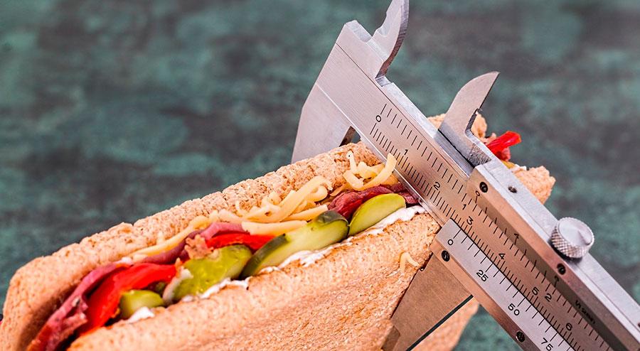 control del balance energético en la nutrición deportiva